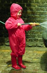 Voděodolný oblek