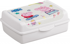 Svačinový box Peppa