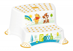 Dvojstupínek k WC/umyvadlu Winnie Pooh