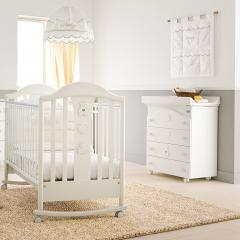 Dětský pokojíček PRESTIGE CLASSIC White