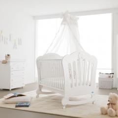Dětský pokojíček PRESTIGE WHITE PRINCIPE