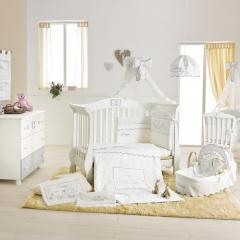 Dětský pokojíček PRESTIGE WHITE