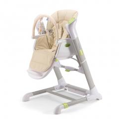 Jídelní židlička Pappy-ROCK CUSHION CREAM